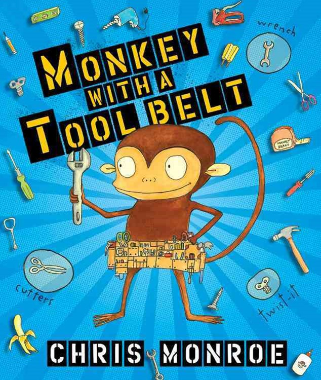 Monkey With A Tool Belt Library Edition