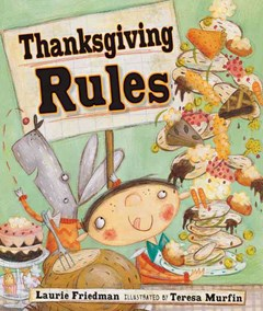 Thanksgiving Rules Library Edition