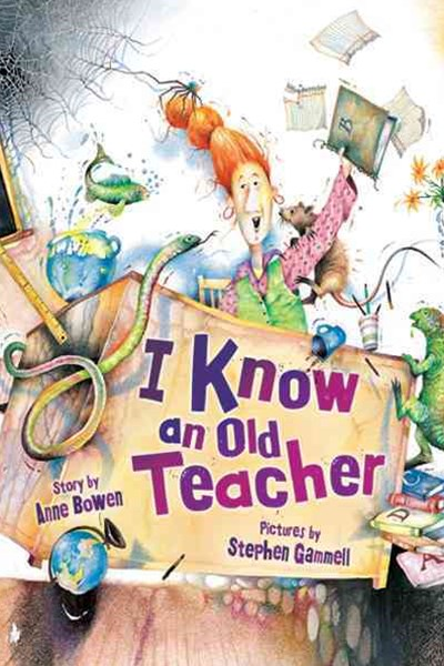 I Know An Old Teacher Library Edition