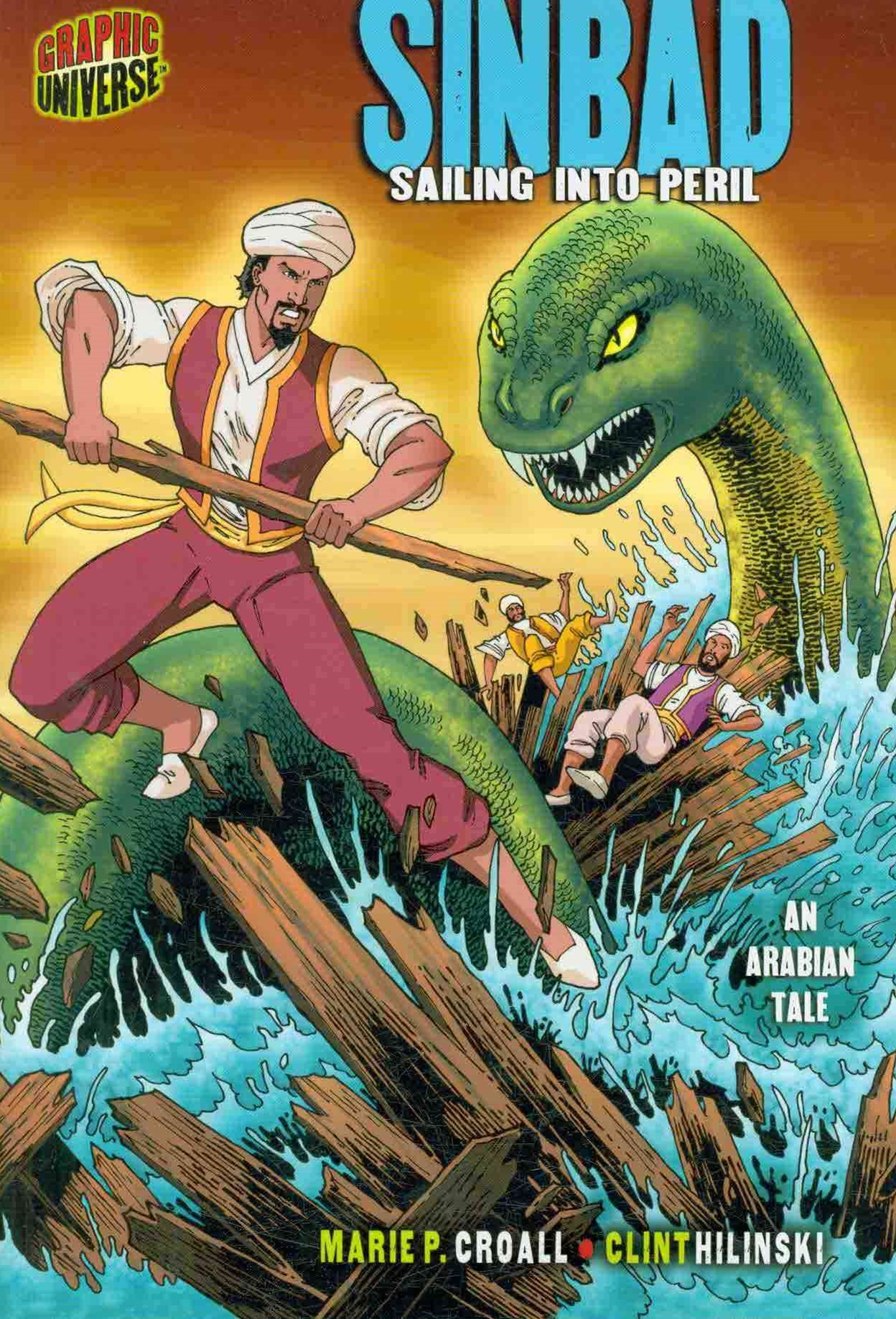 SINBAD Sailing Into Peril (An Arabian Tale)