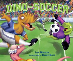 Dino-soccer Library Edition