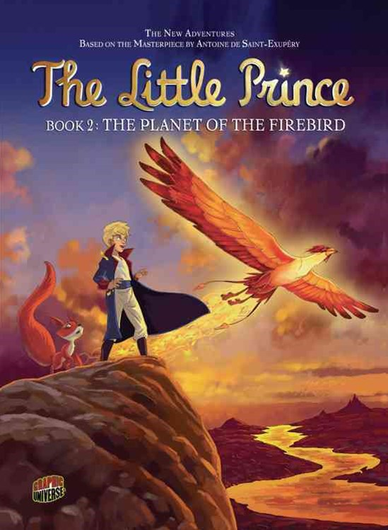 The Little Prince Book 2: The Planet Of The Firebird