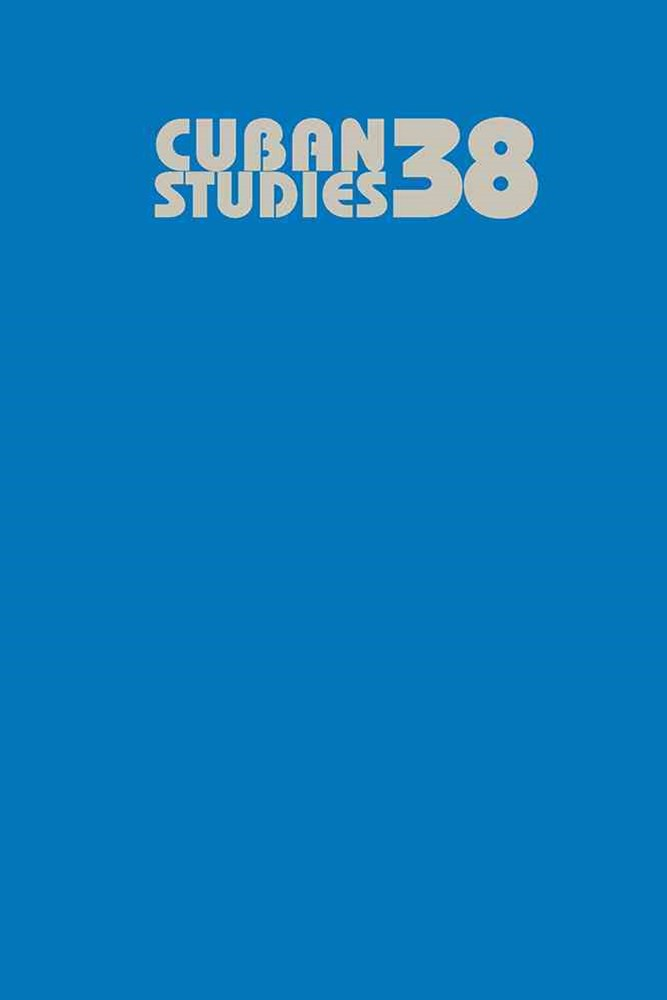 Cuban Studies 38