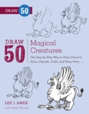 (ebook) Draw 50 Magical Creatures