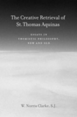 Creative Retrieval of Saint Thomas Aquinas