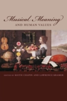 (ebook) Musical Meaning and Human Values