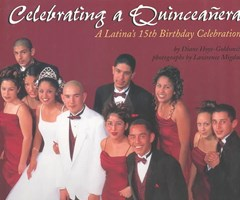 Celebrating a Quinceanera