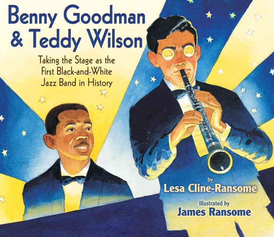 Benny Goodman and Teddy Wilson