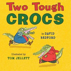 Two Tough Crocs