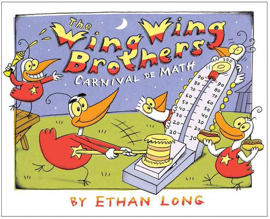 The Wing Wing Brothers Carnival de Math
