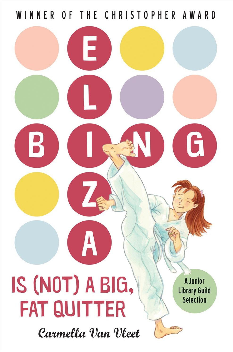Eliza Bing Is Not a Big, Fat Quitter