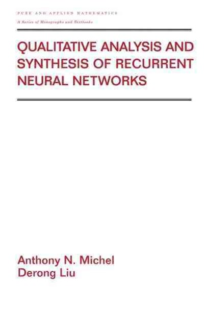 Qualitative Analysis and Synthesis of Recurrent Neural Networks