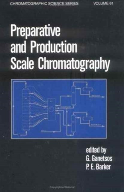 Preparative and Production Scale Chromotography