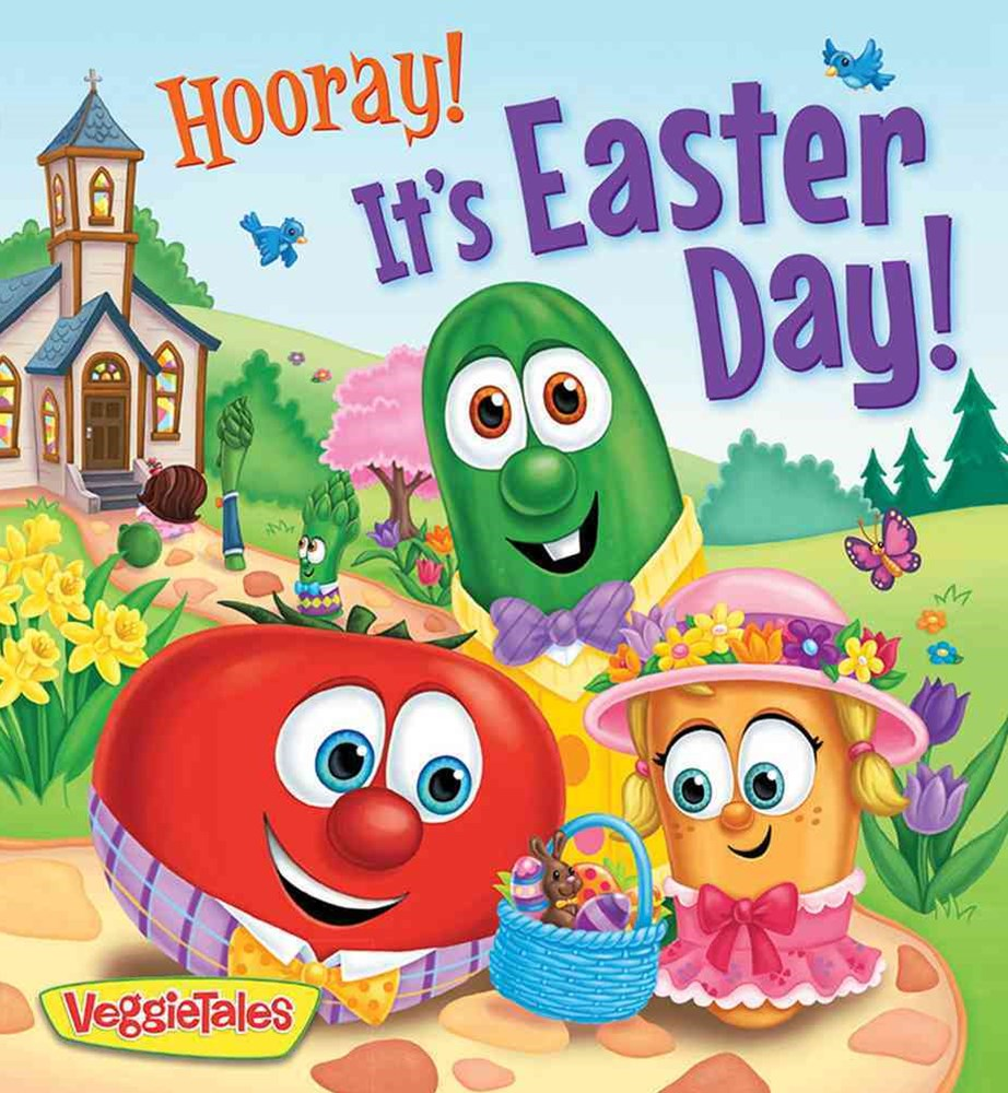 Hooray! It's Easter Day!