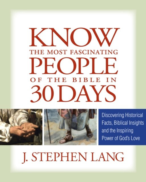 (ebook) Know the Most Fascinating People of the Bible in 30 Days