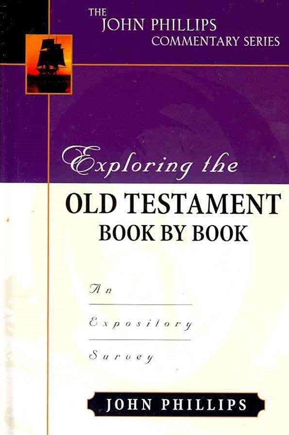 Exploring the Old Testament Book by Book