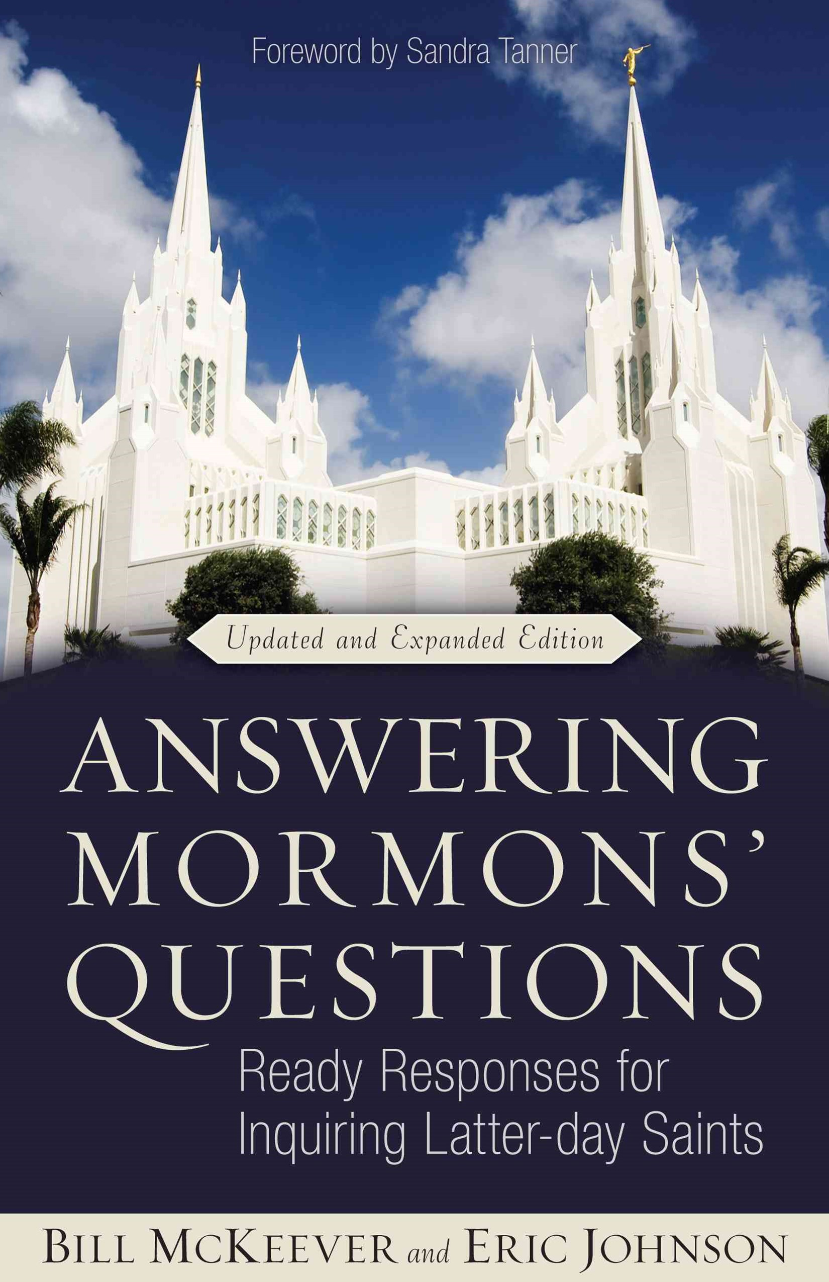 Answering Mormons' Questions