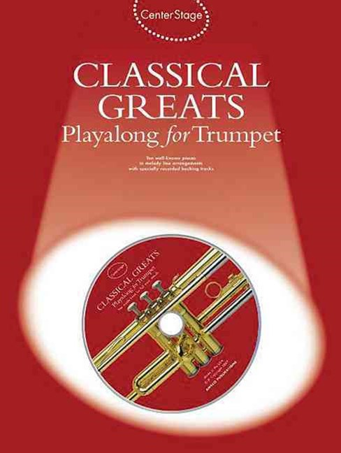 Classical Greats Playalong for Trumpet