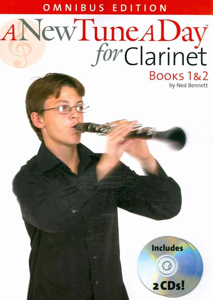 New Tune a Day Clarinet Omnibus