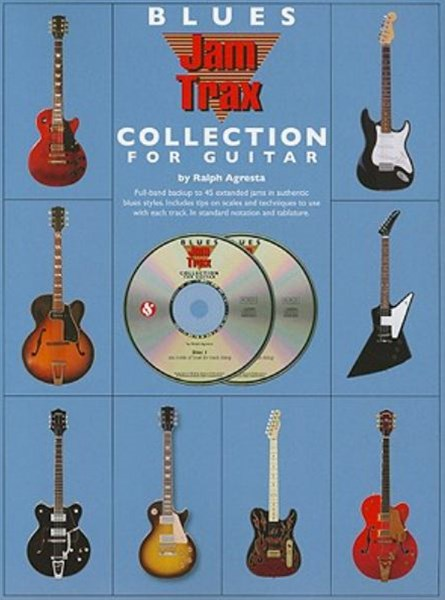 Blues Jam Trax Collection for Guitar