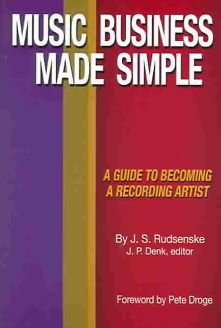 Music Business Made Simple