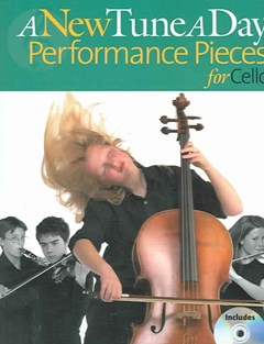 A New Tune a Day Performace Pieces for Cello