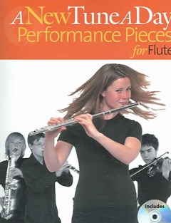 A New Tune a Day Perfomrance Pieces for Flute