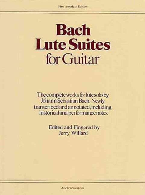 Lute Suites for Guitar