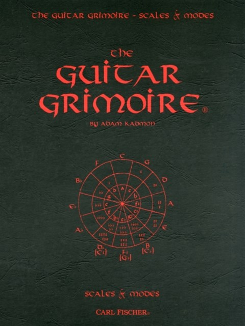 GUITAR GRIMOIRE SCALES MODES