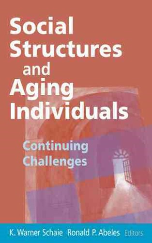 Social Structures and Aging Individuals