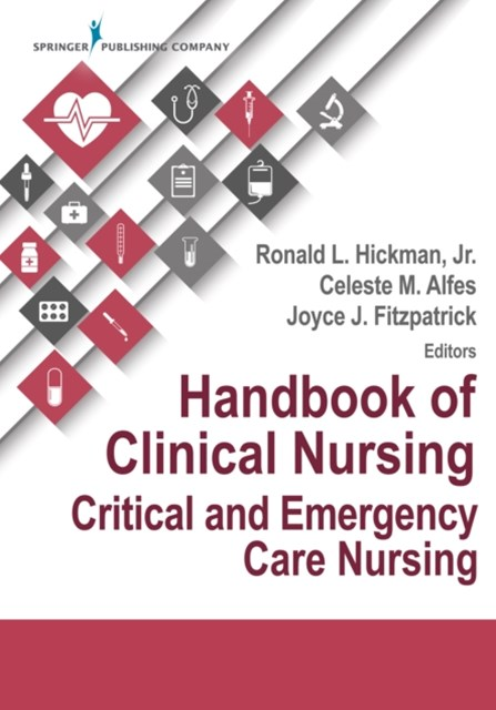 (ebook) Handbook of Clinical Nursing: Critical and Emergency Care Nursing