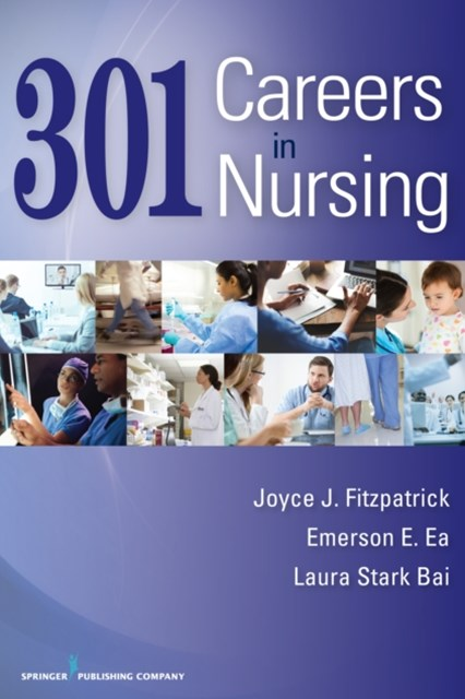 (ebook) 301 Careers in Nursing