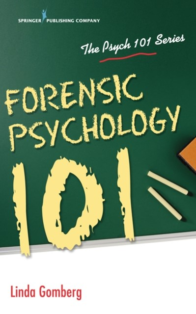 (ebook) Forensic Psychology 101