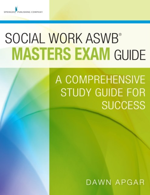 Social Work ASWB Masters Exam Guide and Practice Test Set
