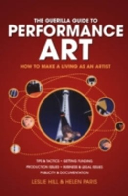(ebook) Guerilla Guide to Performance Art