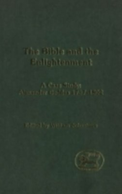 Bible and the Enlightenment