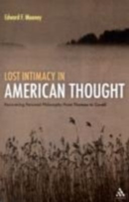 (ebook) Lost Intimacy in American Thought