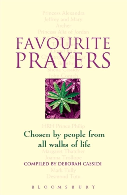 Favourite Prayers