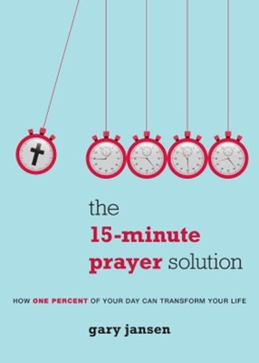 (ebook) The 15-Minute Prayer Solution