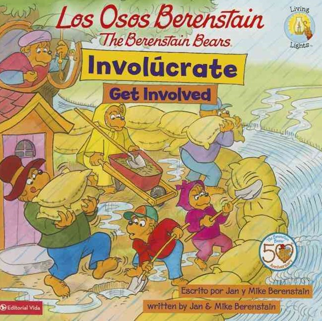 Los Osos Berenstain Invol+¦crate / Get Involved
