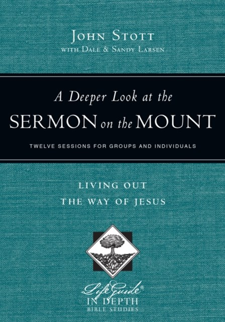 (ebook) Deeper Look at the Sermon on the Mount