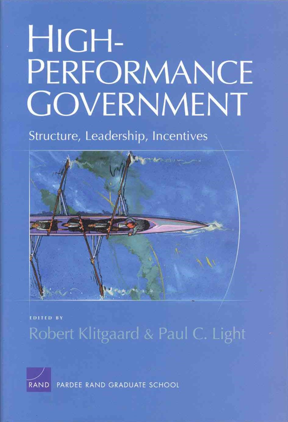 High-Performance Government