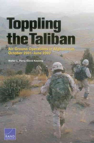 Toppling the Taliban