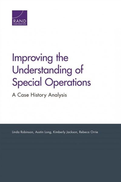 Improving the Understanding of Special Operations