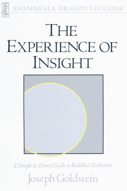 (ebook) Experience of Insight