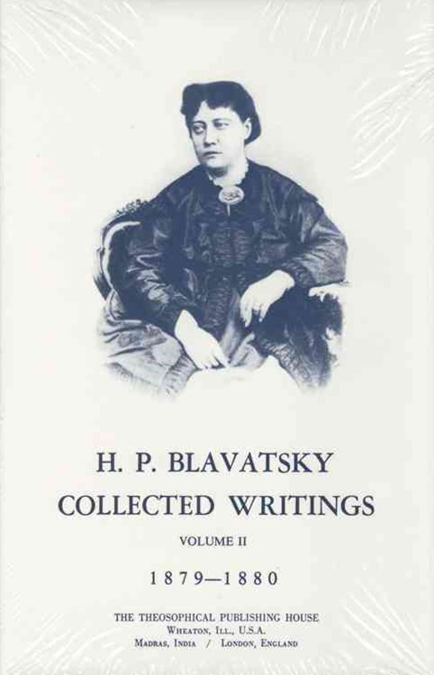 H. P. Blavatsky, Collected Writings 1879-1880