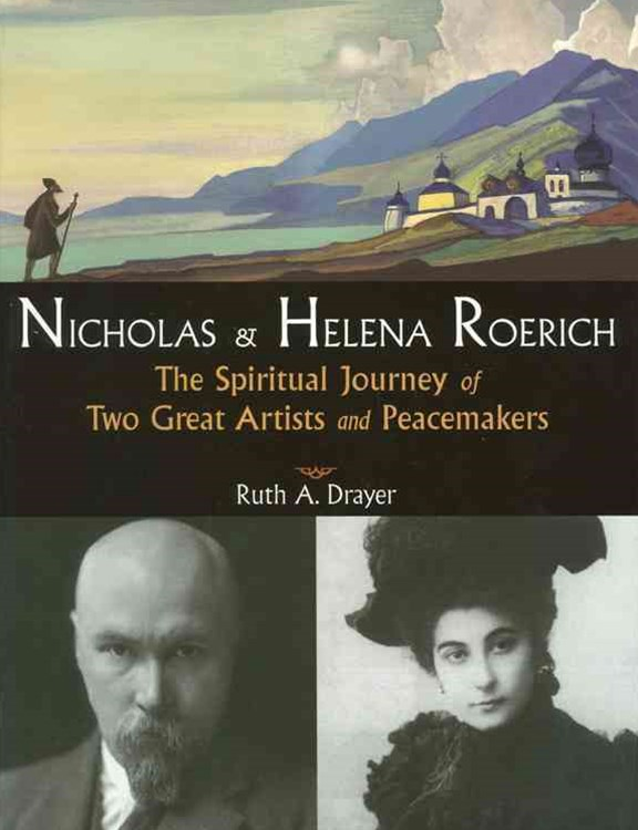 Nicholas and Helena Roerich
