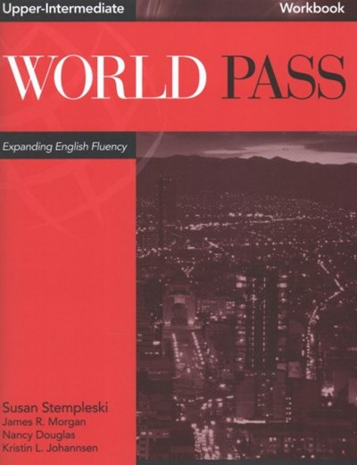 World Pass Upper-Intermediate: Workbook