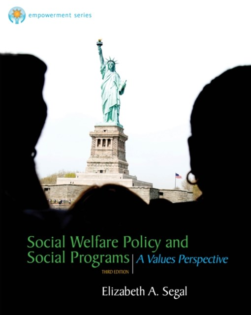 Brooks Cole Empowerment Series: Social Welfare Policy and Social Programs