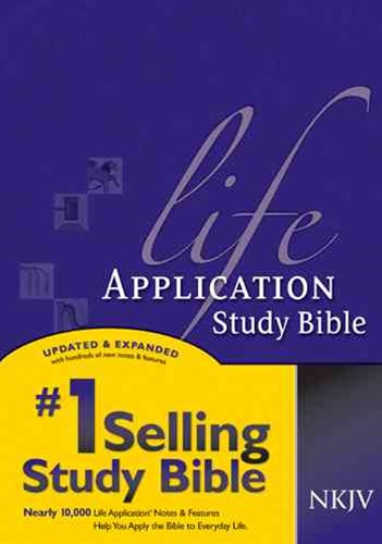 Life Application Study Bible - New King James Version